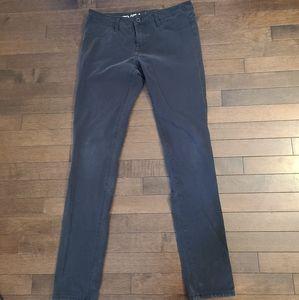 RVCA Black Skinny Jeans
